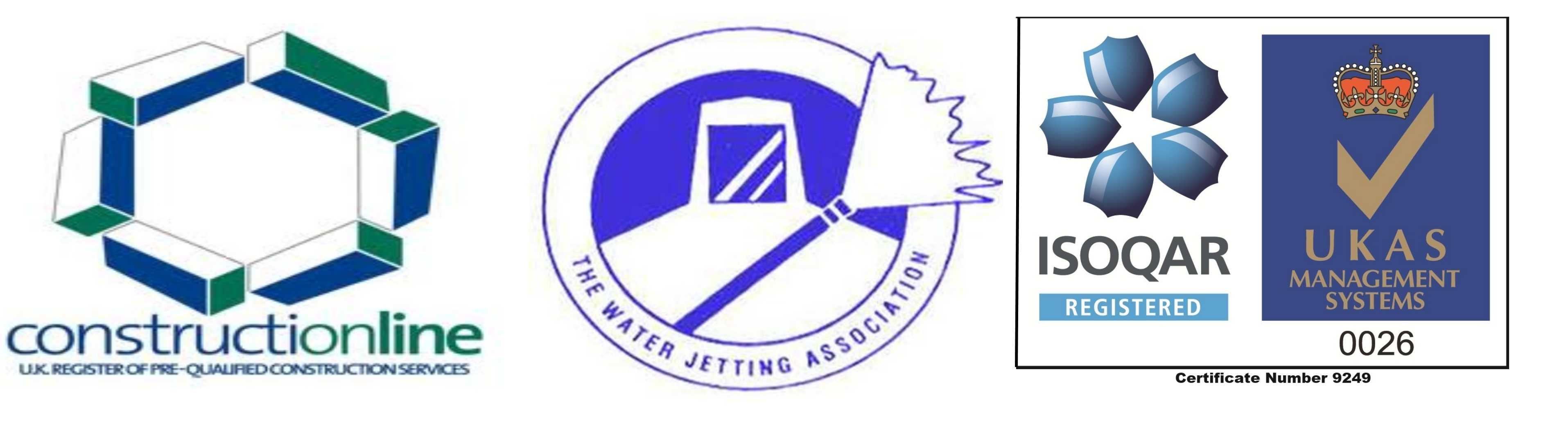 Airloads Accreditation logos