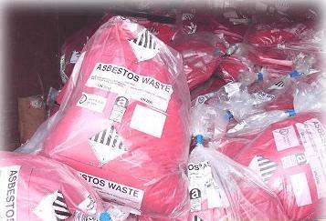Asbestos Transport Amp Disposal Airload Environmental Ltd