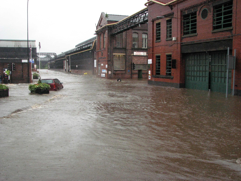 Flood Clearance needed